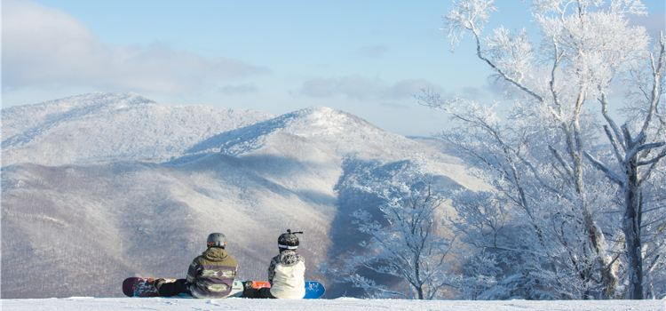 北大壺滑雪場1