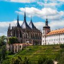 Czech Kutna Hora Human Bone Church + Santa Barbara Church Half-Day Tour