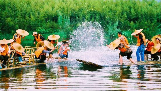 雙溪漂流景區