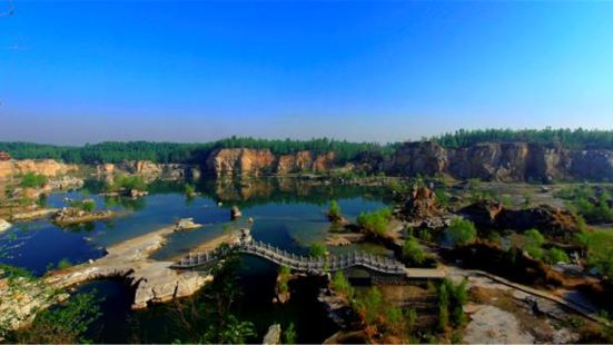 Yangshan Ancient Town Military Tourism Area