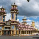 Cu Chi Tunnels and Cao Dai Temple Tour from Ho Chi Minh City