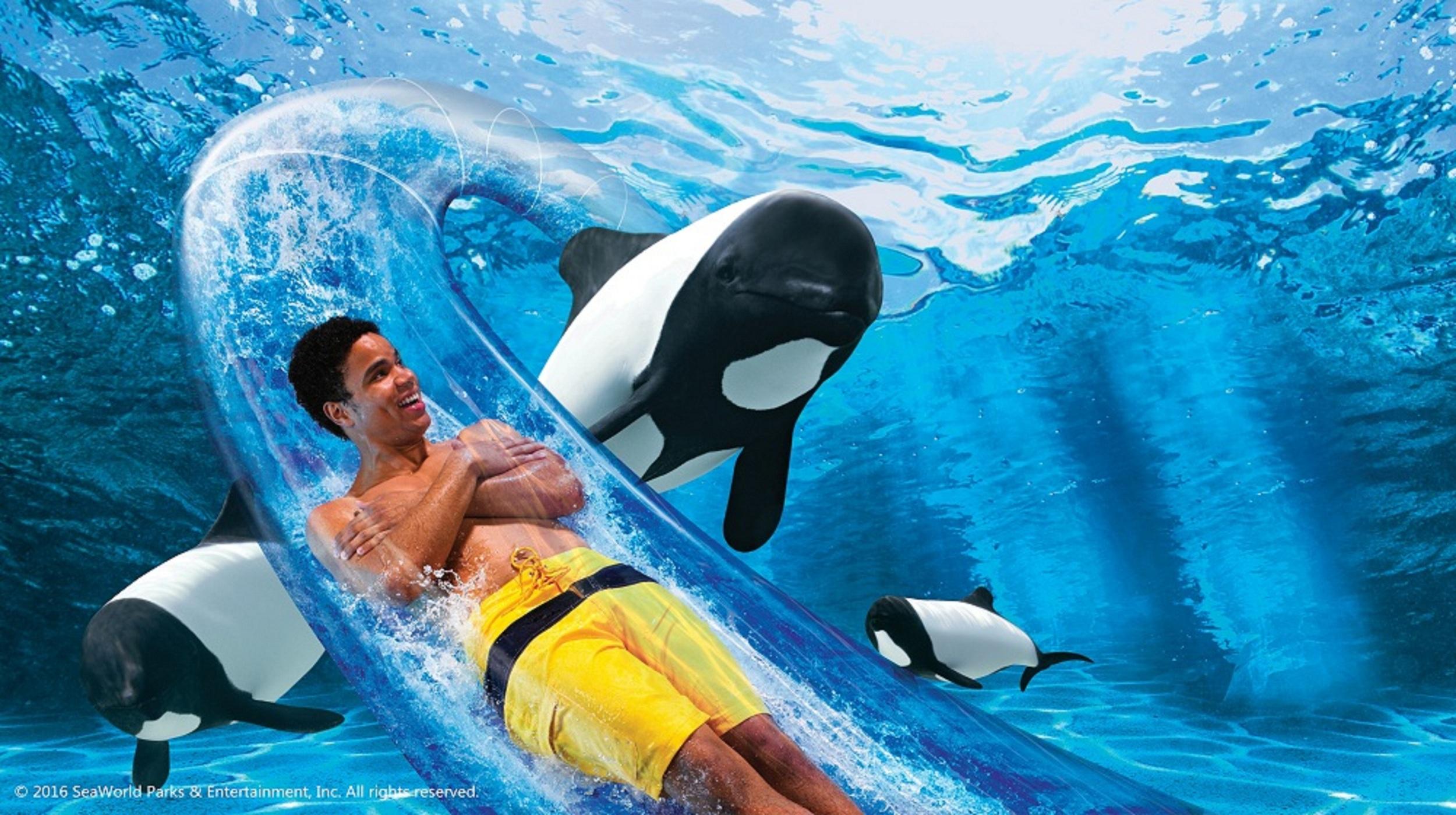 奧蘭多海洋世界/布希公園/Aquatica 海洋世界水上樂園/坦帕冒險島 多景點聯票