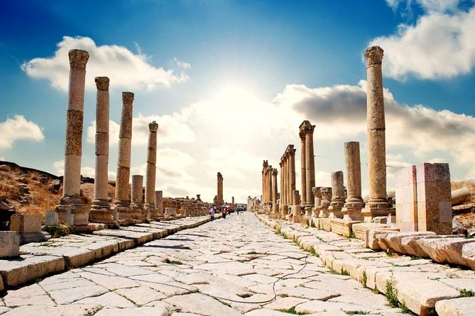 Jerash Half-Day Tour From Amman
