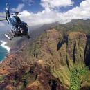 Kauai Shore Excursion: 55-minute Helicopter Adventure Flight