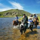 Small-Group Horseback Riding Day Tour