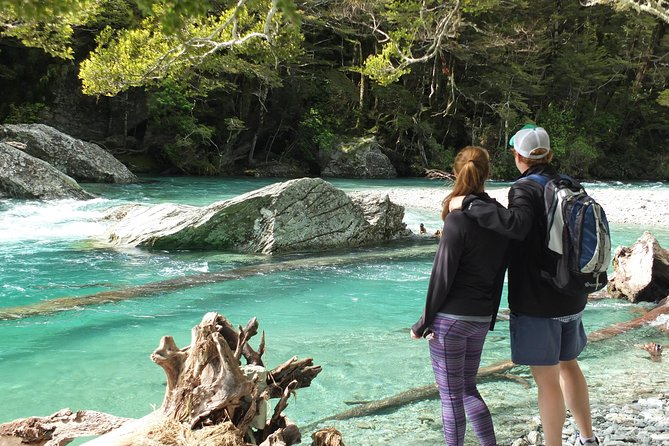 Full-Day Small-Group Routeburn Valley Walk