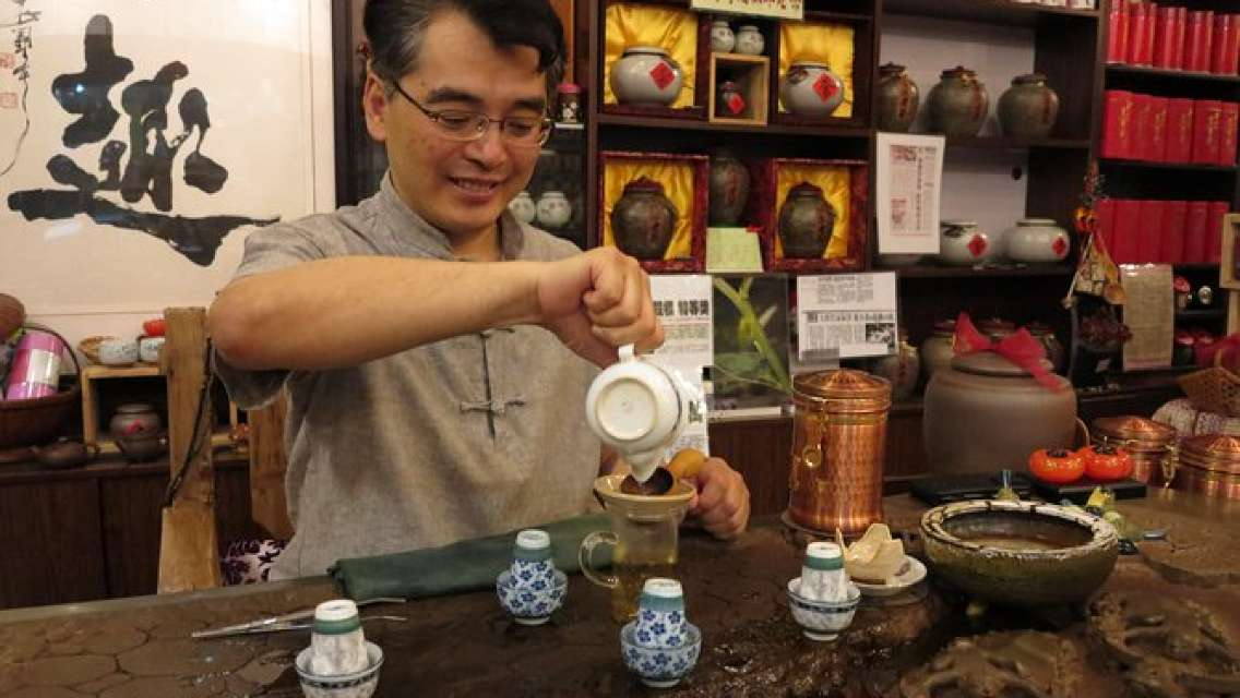 Experience Shanghai: Private Tea Ceremony Tour