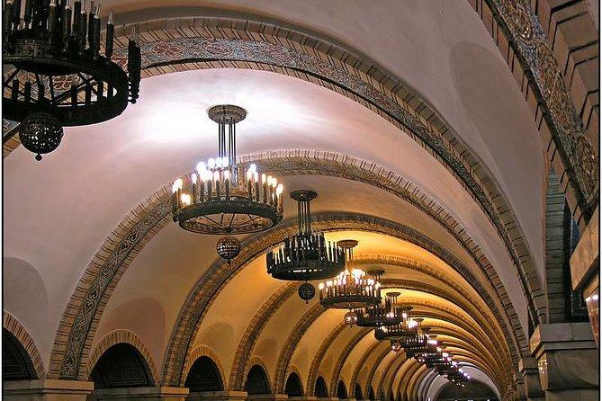 Kyiv Metro Tour
