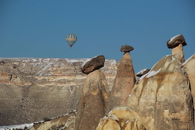 Cappadocia Daily Tour with a splendid Easy Walk: Guided & Private for You