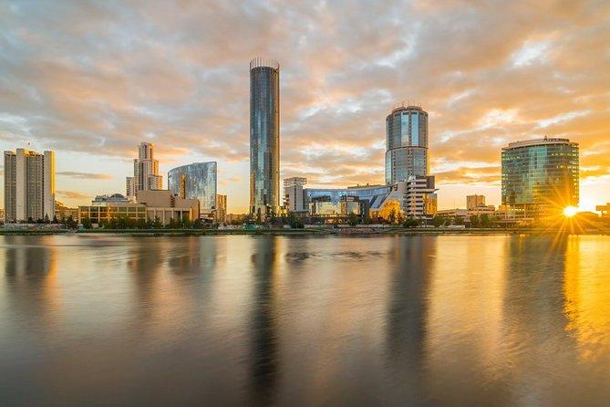 3-Hour City Tour of Yekaterinburg