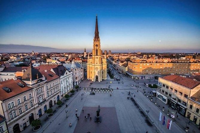 Novi Sad, Petrovaradin, Sr. Karlovci and Krusedol from Belgrade,