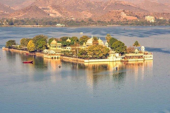 One-Way Transfer Trip Optional Udaipur-Sawai Madhopur & Sawai Madhopur-Udaipur