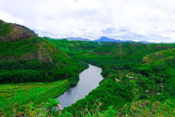 Kauai Waimea Canyon and Wailua River