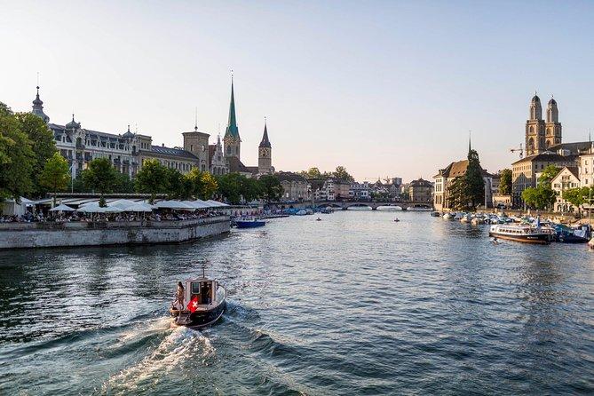 Supersaver: Zurich Highlights Tour, Rhine Falls and Stein am Rhein from Zurich