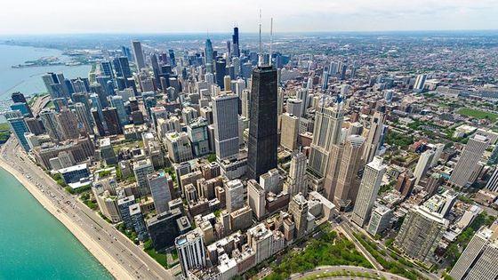 360 CHICAGO Observation Deck Admission (Hancock Center)