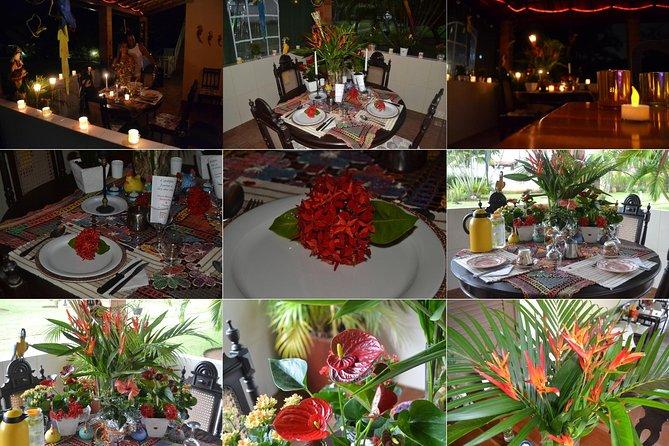 Honeymoon Lua del Mel at Pousada Rancho Fundo