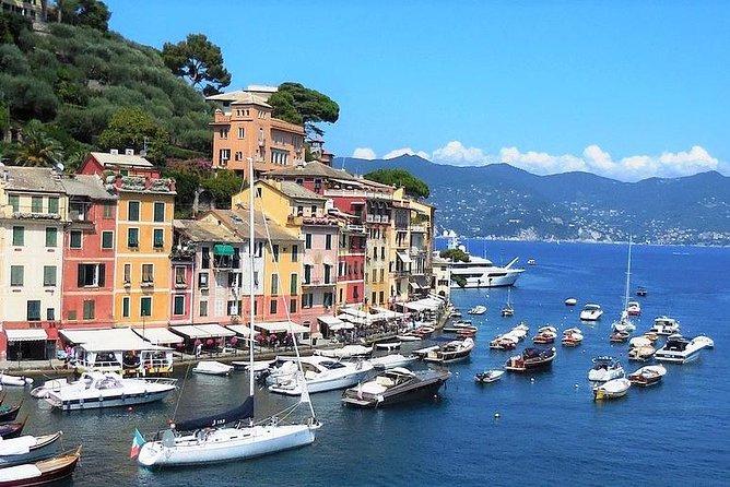 Shore Excursion: Portofino & Santa Margherita Ligure Private Day Trip from Genoa