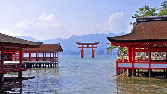 Hiroshima & Miyajima 1-day private tour from Kyoto/Osaka