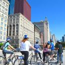 Chicago Bike Tour and Skydeck Admission