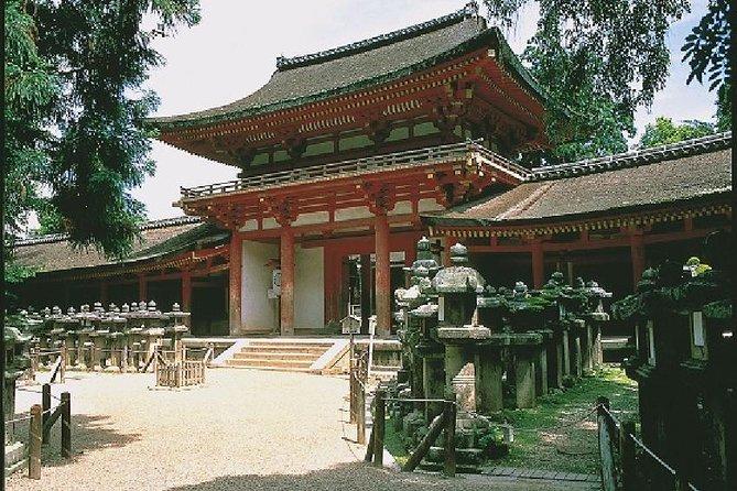 Nara Afternoon Tour - Todaiji Temple & Deer Park from Kyoto