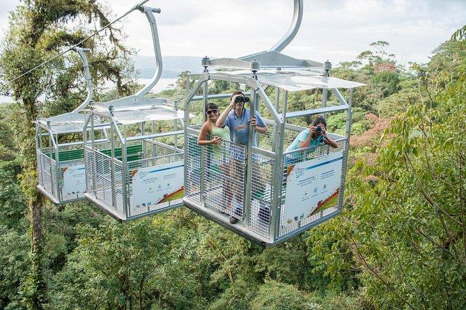 Sky Tram- Sky Trek & Sky Walk From Arenal