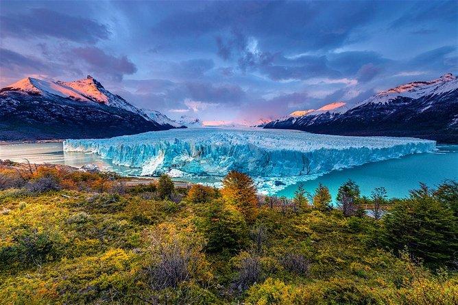 National Park - Perito Moreno Glacier - (Optional Nautic Safari)