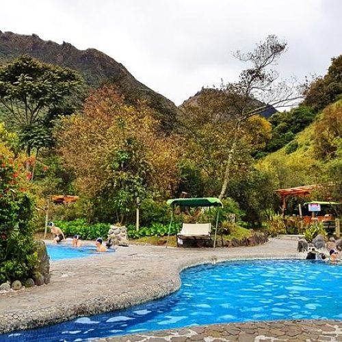 Papallacta hot Springs and SPA - 1 Day - Private Tour