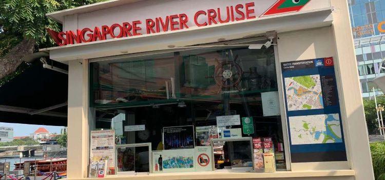 싱가포르 리버 크루즈와2