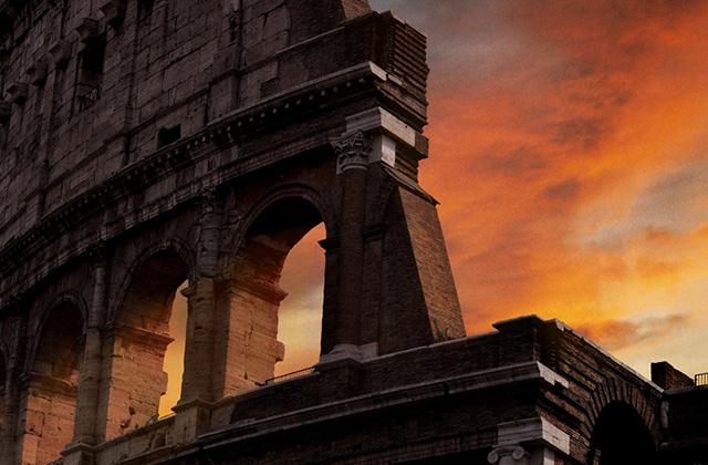 로마 시내 소규모 차량 야경투어 (숙소 픽업 & 샌딩)