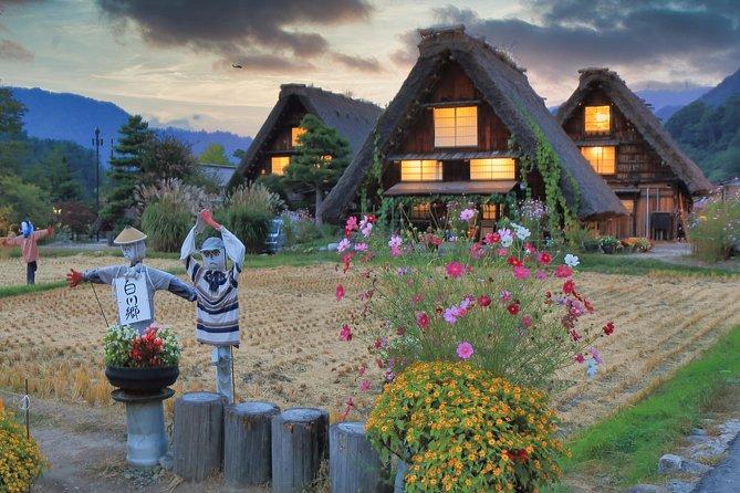 Gokayama and Shirakawago full day tour with professional photographer