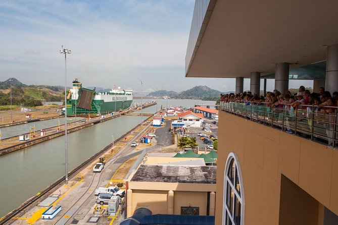 Panama Canal & City Sightseeing Tour Including Miraflores Locks