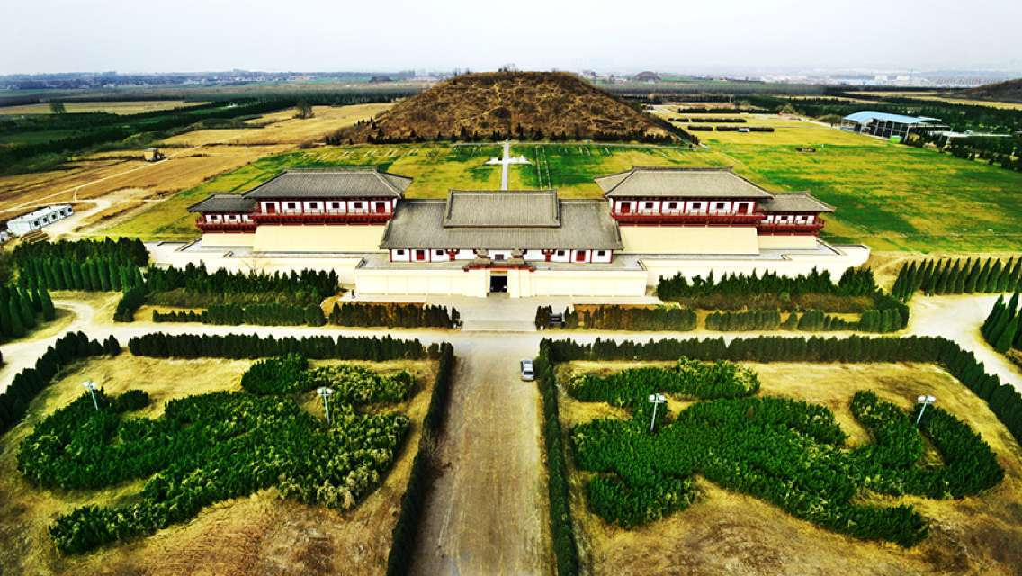 Private tour-Shanxi Xian Qianling Mausoleum And Xianyang Museum, With Lunch