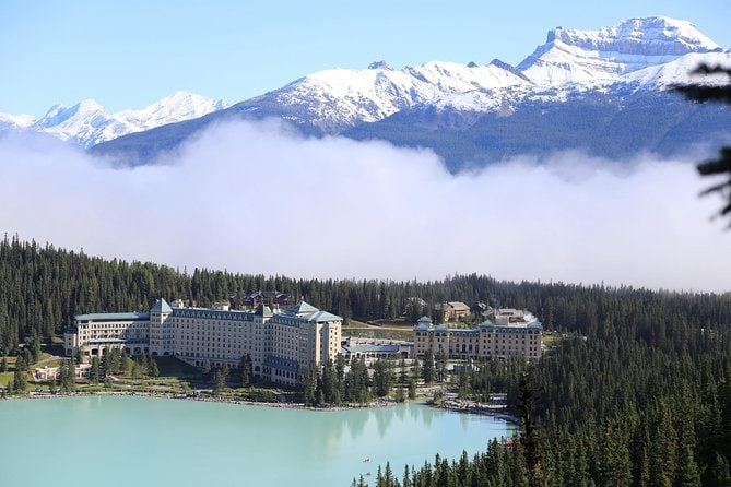 Banff, AB to Lake Louise in Van | SUVs — Private Transfer