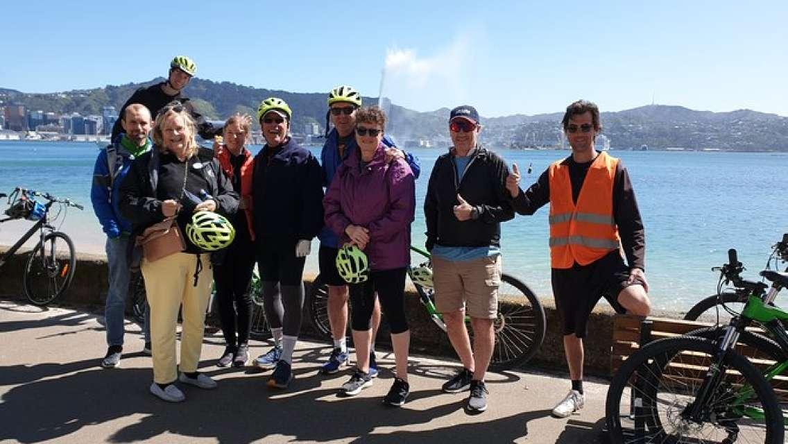 Wellington Waterfront Bike Tour
