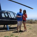 Private Los Angeles Helicopter Ride with Rooftop Landing