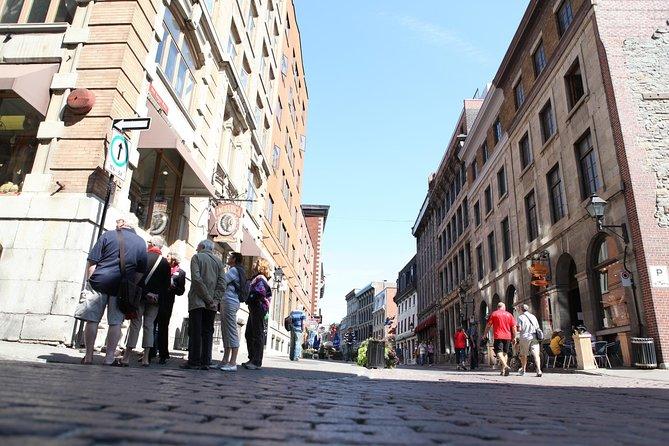 Old Montréal VIP Semi-Private Walking Tour