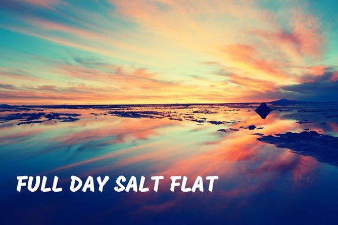 Day Trip to Uyuni Salt Flats