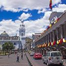Quito Old Town Tour with Gondola Ride and Visit to the Equator