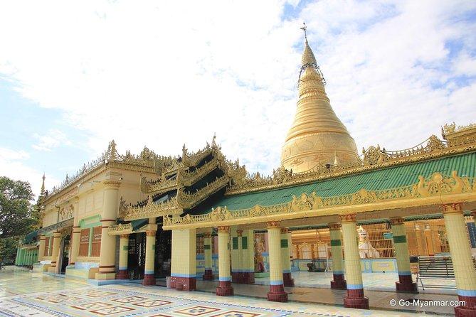 FULL DAY Royal Capitals of - Ava Sagaing and Amarapura