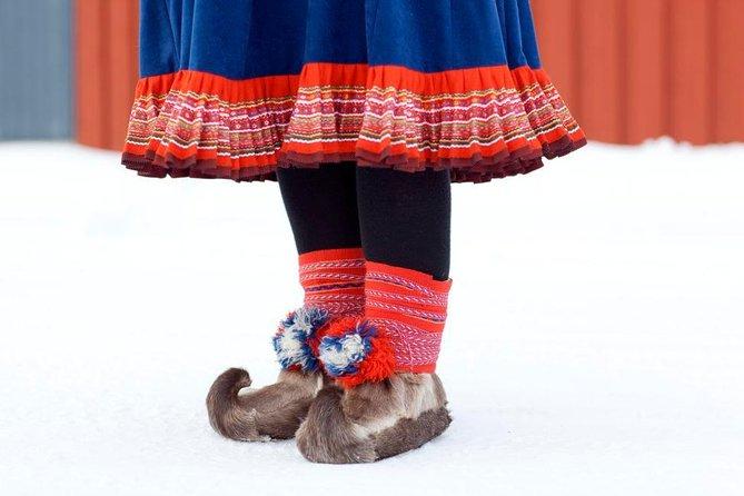 Sami Village Inari and Siida Museum by Car