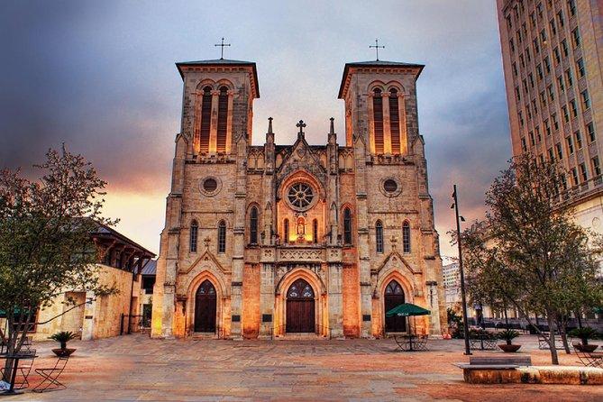 Half Day Morning San Antonio: Grand Historic City Tour