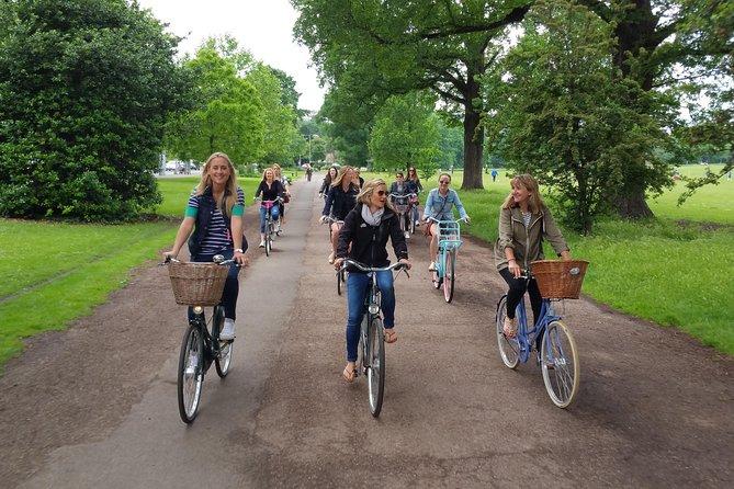 Cycling Tour of Brighton City