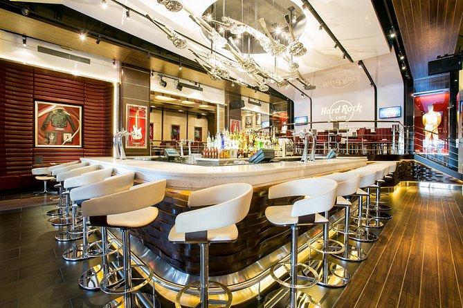 Hard Rock Cafe Barcelona Including Meal