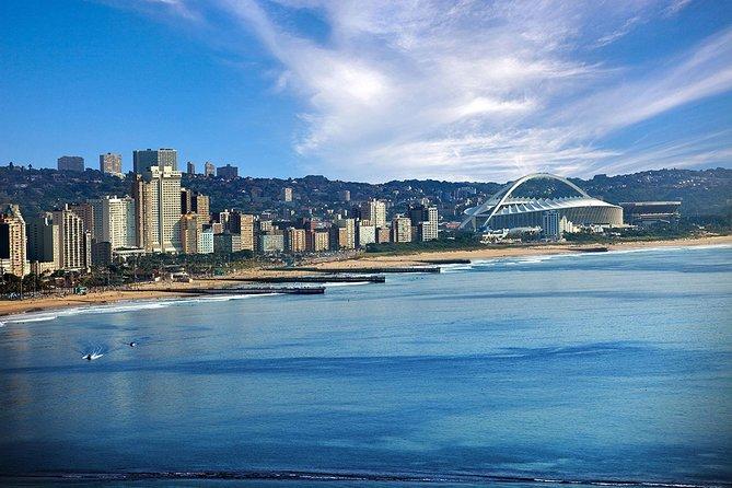Durban City Tour & PheZulu Cultural Village Day tour From Durban