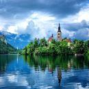 Lake Bled & Ljubljana- 9hrs Small Group Shore Experience from Piran or Portorose