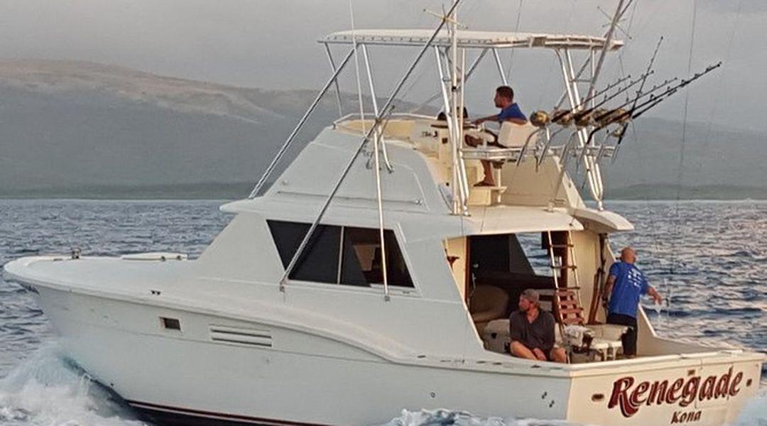 Deep Sea Half Day Shared Fishing Charter