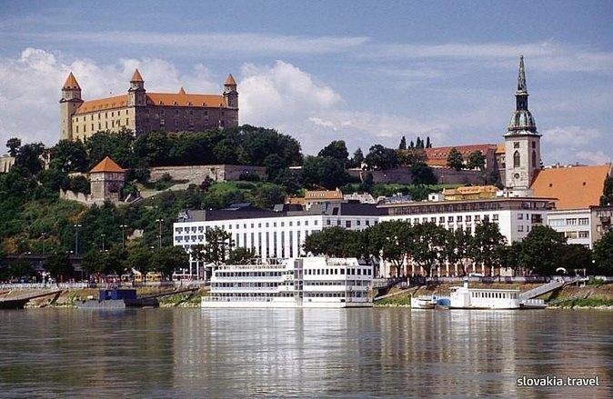 Bratislava Private Day Trip from Vienna