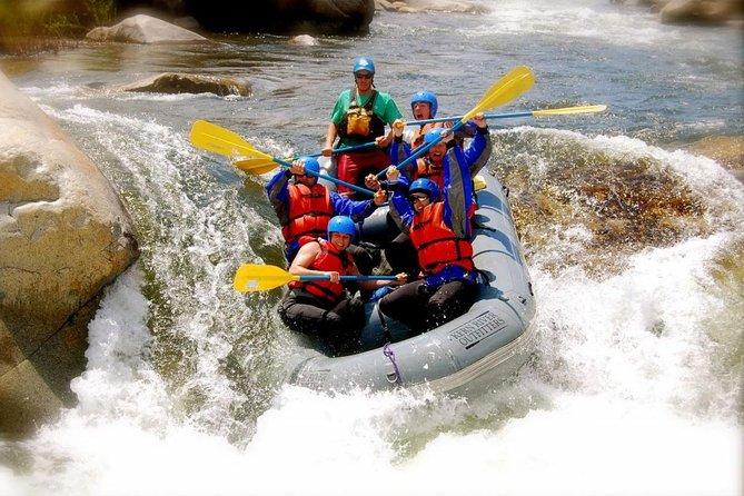 White Water Rafting Day Trip in Kitulgala From Kalutara & Wadduwa- All Inclusive