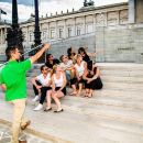 Vienna Super Saver: City Walking Tour plus Highlights Bike Tour