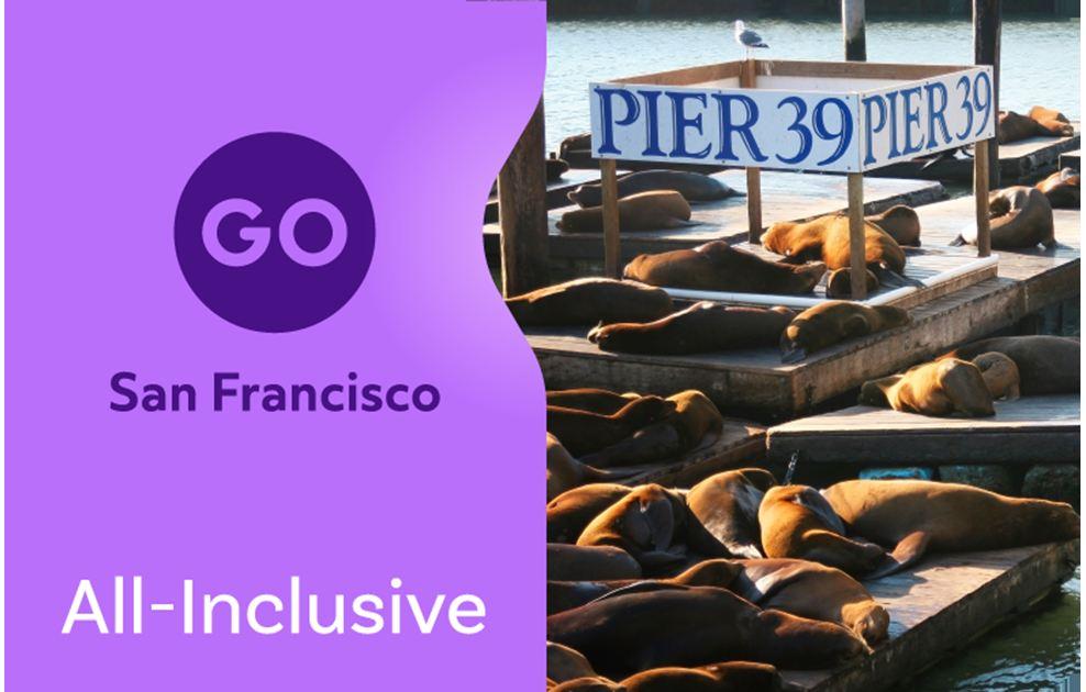 舊金山全天暢游通票 Go San Francisco Card(1/2/3/5日票)